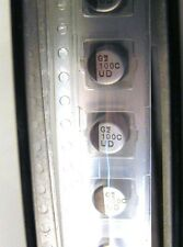 Nichicon UUD1C101MCL1GS 100uf 16v Aluminium Electrolytic Capacitor 10 Pcs OL611C
