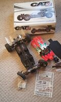Schumacher Cat K2  1/10th Off Road Buggy 4wd rolling chassis with lipo