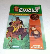 VINTAGE STAR WARS EWOKS WICKET KENNER 1985
