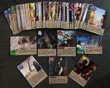 Spellfire - Chaos (CS) - REAL PRINTED Set 1-72 - (No Sticker) - Card Game