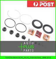 Fits RAV4 ACA3_/ALA3_/GSA33/ZSA3_ Brake Caliper Cylinder Piston Seal Repair Kit