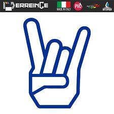 The Shocker Hand Symbol Decal Sticker Choose Color Large Size #lg2939