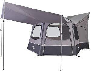 Hex Sun Canopy - Grey Violet