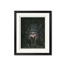 Bloodborne Gothic Art Poster Print 0781