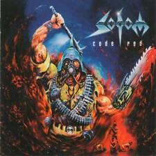 SODOM - CODE RED (1999/2019)German Thrash Metal CD Jewel Case by Fono Music+GIFT
