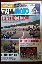 LVM - La Vie de la Moto n°361; 15/6/2004; Coupe Moto Légende/ Side Oural 750
