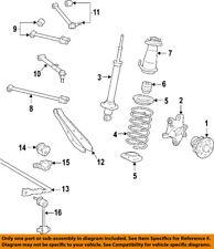 Lexus TOYOTA OEM 06-14 IS250 Rear-Wheel Hub & Bearing Assy 4241030020