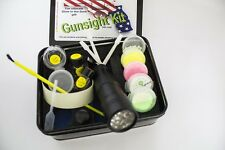 Gun Sight Deluxe Kit Glow in the Dark, Night Sights, Sight Marker Paint