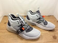finest selection 05719 18d44 Nike Air Force 270, Mens Size 08.5, Gray White