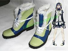 Dmmd Dramatical Murder Noiz Cosplay costume Shoes Boots Shoe Boot Customized