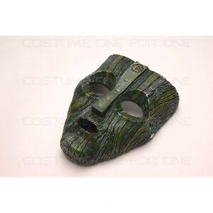 """Hot Jim Carrey """"THE MASK"""" Loki Mask *One-Size*"""