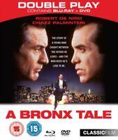 Nuevo Un Bronx Tale - Edición de Coleccionista Blu-Ray + DVD Región 2/B