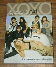 New Sealed Gossip Girl - The Complete Second Season DVD, 2009, 7-Disc Set