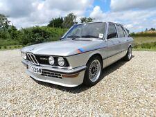 BMW E12 M535i 5 speed dogleg  close ratio manual LSD the rarest and 1st M car