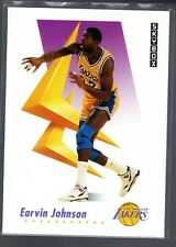 MAGIC JOHNSON - 1991 SKYBOX HOOPS #137 - LAKERS
