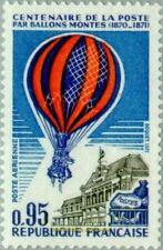 EBS France 1970 Airmail - Balloon Post centenary YT PA45 MNH**