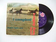 I Campioni Canta Tony Dallara–  My Tennesse-Disco Vinile 45 Giri EP ITALIA 1958