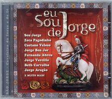 Eu Sou De Jorge by Various Artists (CD, 602537279203 Universal) Music of Brazil