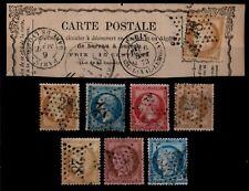 Etoiles 28 sur 8 CERES & NAPOLEON = Cote 160 € / Lot Classiques France