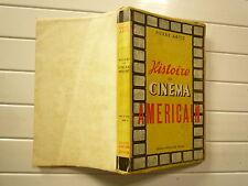 1947 HISTOIRE DU CINEMA AMERICAN DE PIERRE ARTIS CHEZ D'HALLUIN BROCHE