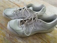 NEW BALANCE DSL-2 Men's White Walking Shoes Sneakers Size 12 D Made In USA