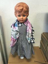 ALTE  Puppe 70 cm. GUTER ZUSTAND !!