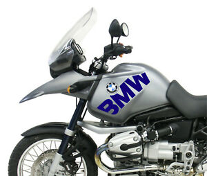 BMW R1150GS BMW BIG Side tank Stickers - Decals