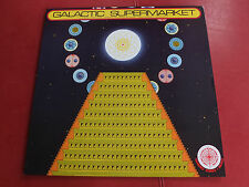The Cosmic Jokers - Galactic Supermarket 1974  REISSUE 1997 Spalax  LP