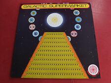 The Cosmic Jokers-Galactic supermarket 1974 REISSUE 1997 Spalax LP