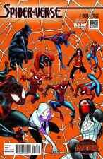 SPIDER-VERSE 1 VOL 2 RARE BOOKS A MILLION VARIANT BAM AMAZING SPIDERMAN