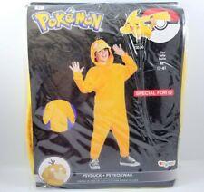 Pokemon Cosplay Costume Kids Psyduck Halloween Medium 7-8