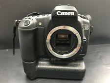 Canon EOS 20D - 8MP DSLR BODY,  BG - E2 Grip, Excellent