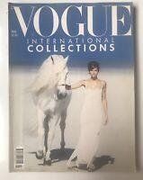British VOGUE Magazine Mar 1990 ICONIC Issue! Peter Lindberg, Helena Christensen