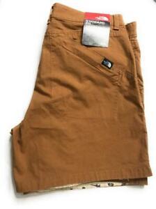 The North Face Women's TNF Ridgeside Lifestyle Cargo Shorts, Khaki, Size 10 Long