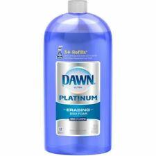 Dawn Ultra Platinum Foam Dish Soap Refill (30.9 Oz 3+ Refills)