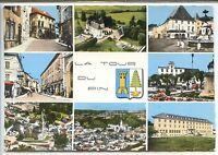 CP 38 Isère - La Tour du Pin - Multivues colorisées - Blason