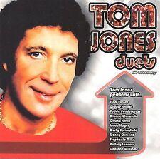 DUETS / TOM JONES - BRAND NEW & SEALED- Fast Ship! CD/FRANK-280