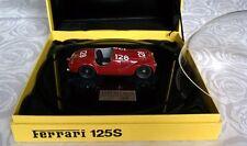 BBR 1:43 Ferrari 125 S GP Piacenza 1947 #128 Hand Built Cavallino Box