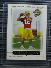 2005 Topps Aaron Rodgers Rookie Card RC #431 Packers F84