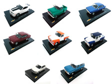 Lot de 8 voitures Chevrolet 1/43 (1956 à 2011) DIECAST MODEL CAR General Motors