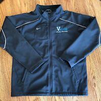 Mens NIKE Soft Shell Track Jacket - New! - Large - Christian McCaffrey $110 msrp