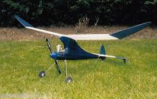 "Model Airplane Plans (FF): KeilKraft SLICKER MITE 32"" for ½A by Bill Dean (1947)"