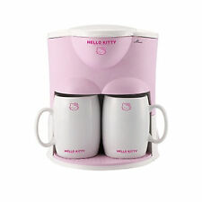 Hello Kitty Coffee maker mug cups Japan Characters NEW