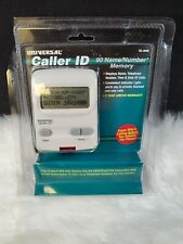 Universal Security Instruments Caller ID - 90 Name/Number Memory TEL-6680