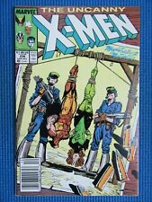 UNCANNY X-MEN # 236 - (VF) -BROOD,WOLVERINE,STORM,CYCLOPS,COLOSSUS,ANGEL,TOAD
