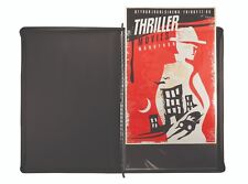 """Itoya 24"""" x 36"""" ProFolio Multi Ring Poster Binder Removable Pages Zipper Closure"""