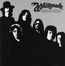 Whitesnake Ready an Willing CD