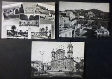 ROMA - LOTTO 3 CARTOLINE FRASCATI - ANNI '50