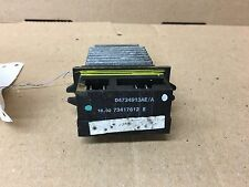 2000 CHRYSLER 300M TEMPERATURE CONTROL MODULE  591-03273 PART 01731913AE