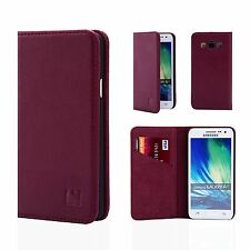 Samsung Galaxy S6 Edge Leather Wallet Case Designed by 32nd Classic Real and